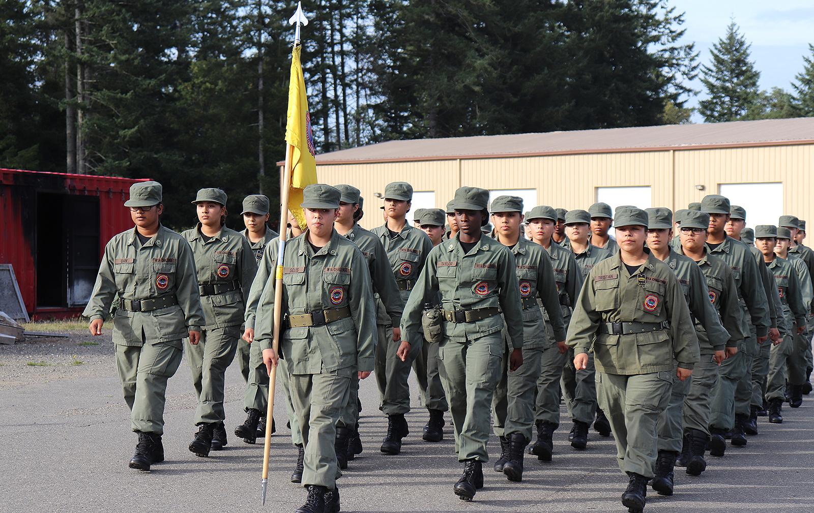 WYA cadets female 555x350